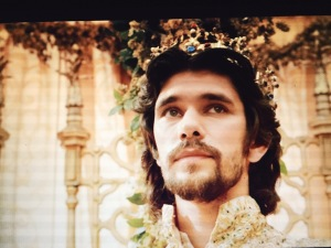 Ben Whishaw as Richard II