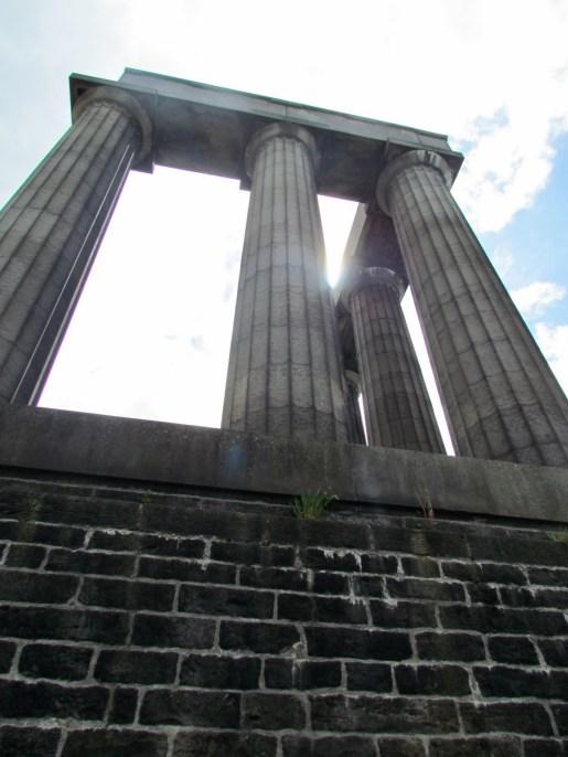 Scotland's Discrace, Edinburgh