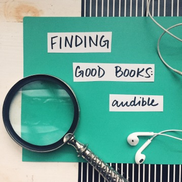 Finding Good Books: Audible