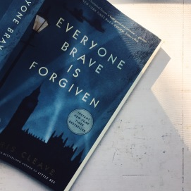 Everyone Brave is Forgiven